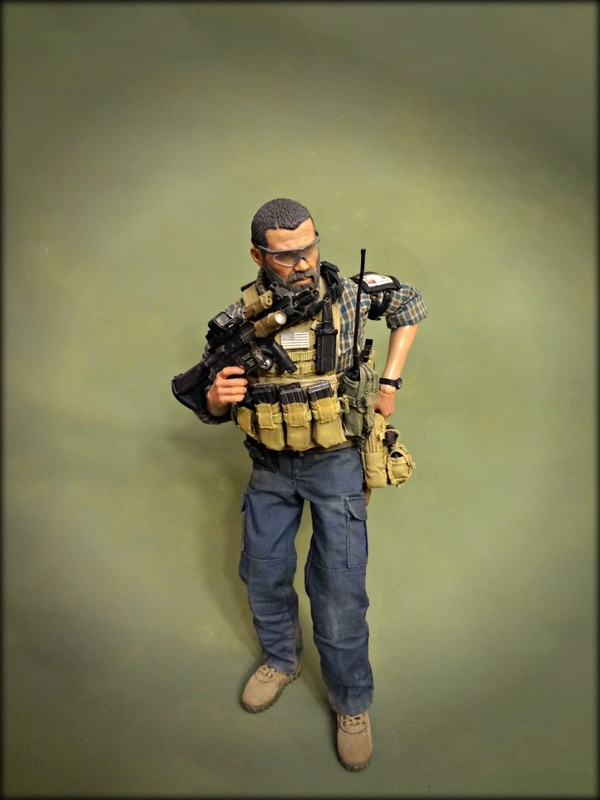 Pmc Operator One Sixth Soldiers